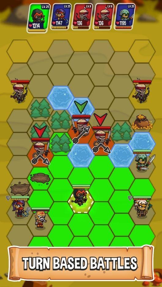 Five Heroes The King's War - 1