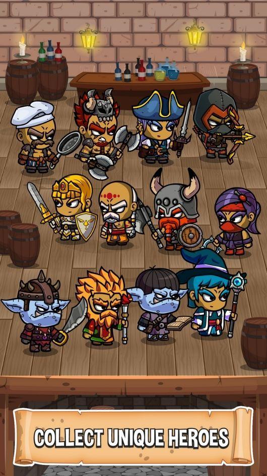 Five Heroes The King's War - 2