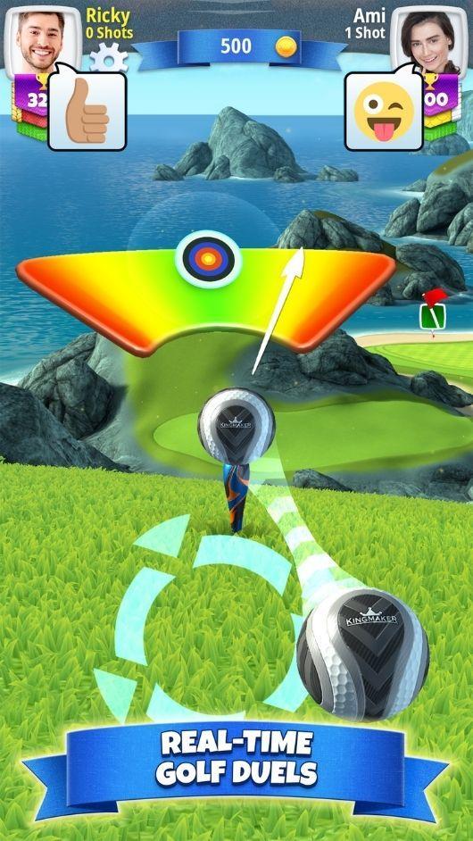 Golf Clash 1