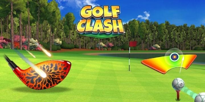 Golf Clash Mod Apk v2.39.11 (Free Chest)