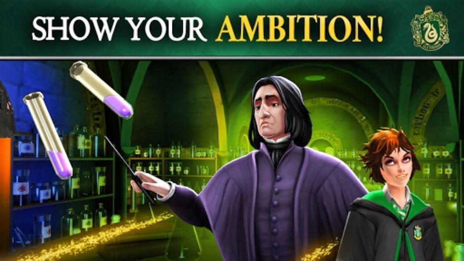 Harry Potter Hogwarts Mystery 1