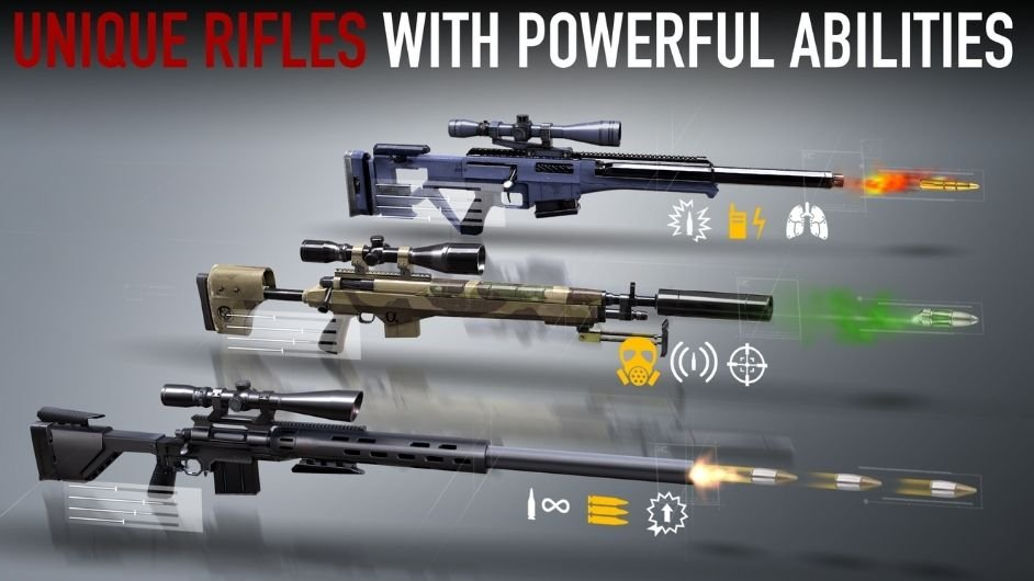 Hitman Sniper 3