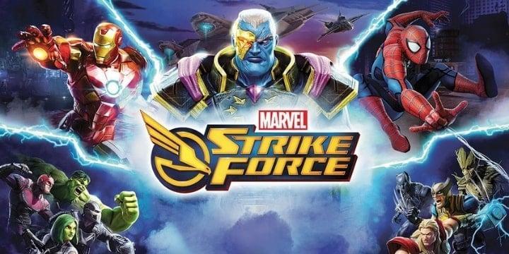 Marvel Strike Force Mod Apk v5.5.1 (Unlimited Energy)