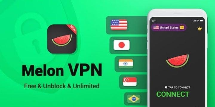 Melon VPN Mod Apk v5.6.134 (VIP Unlocked)