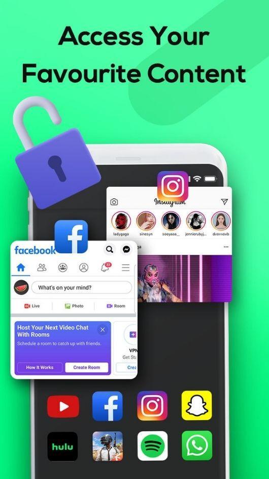 Melon VPN mod unlocked