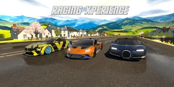 Racing Xperience Mod Apk v1.4.7 (Unlimited Money)