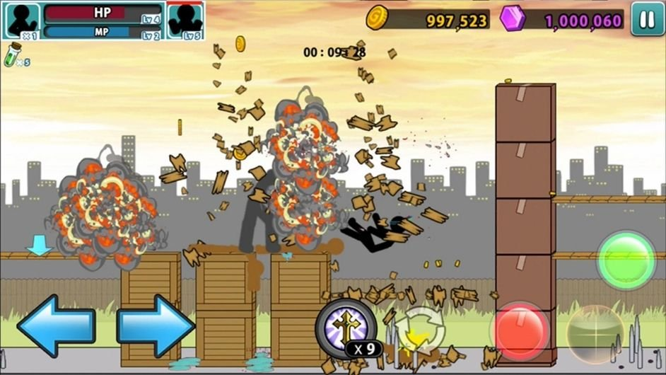 Anger of stick 5 zombie mod download