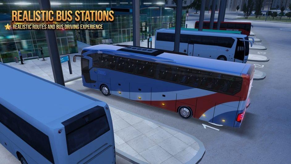 Bus Simulator Ultimate bus unlocked