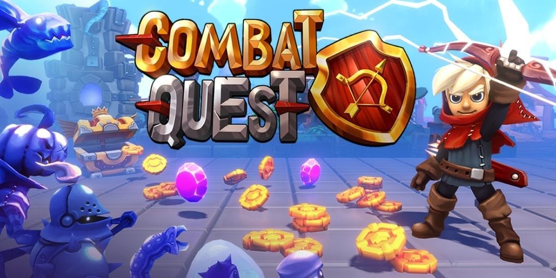 Combat Quest Mod Apk v0.22.1 (Unlimited Money)