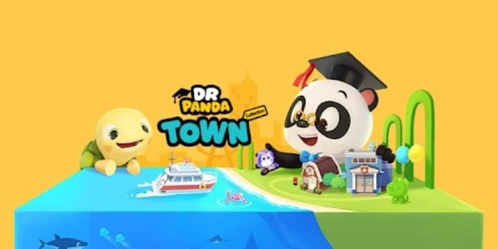 Dr. Panda Town Mod Apk v21.3.41 (Paid Content Unlocked)