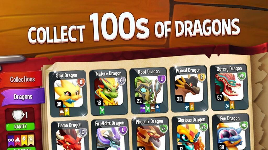 Dragon City unlocked