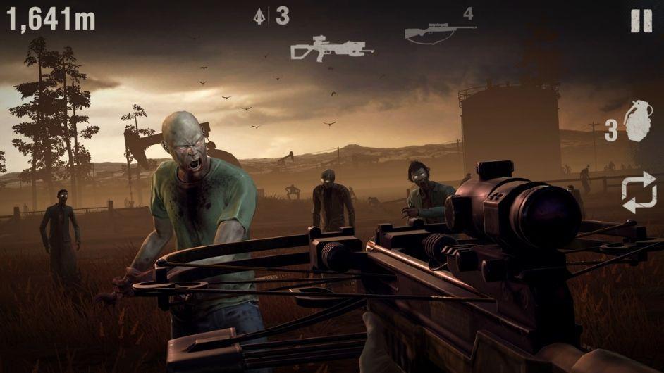 Into the Dead 2 graphics