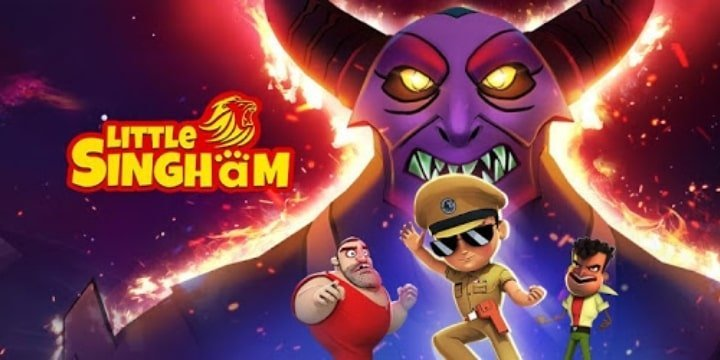 Little Singham 2021 Mod Apk 5.12.176 (Unlimited Money)