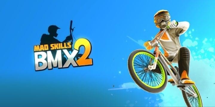 Mad Skills BMX 2 Mod Apk v2.3.1 (Unlimited Money)