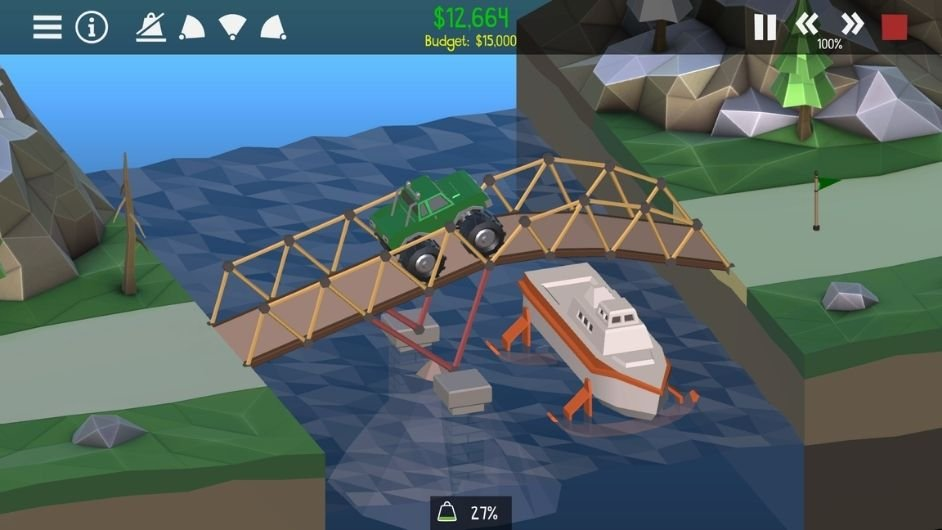 Poly Bridge 2 Apk