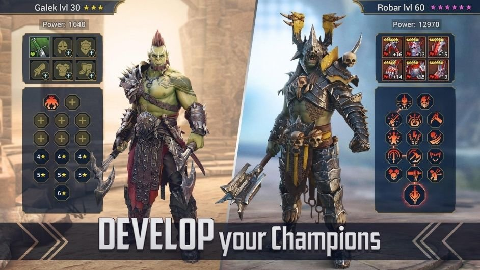 RAID Shadow Legends mod download