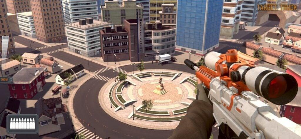 Sniper 3d mod download