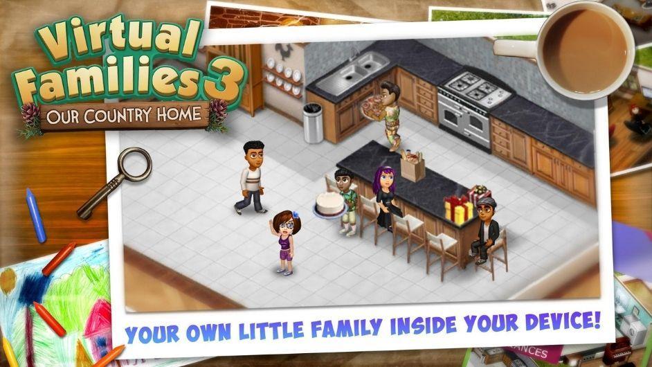 Virtual Families 3 Screen 1