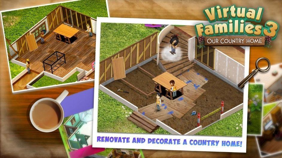 Virtual Families 3 Screen 2