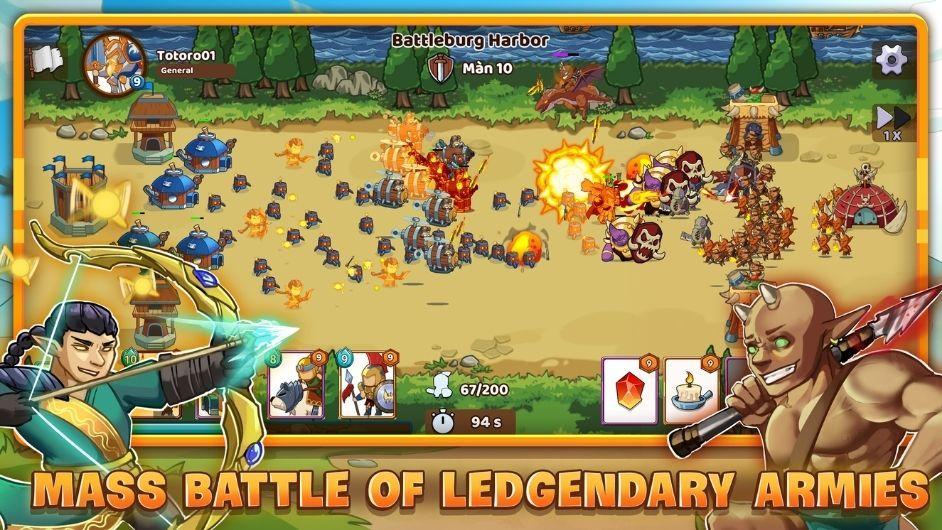 Clash of Legions 1