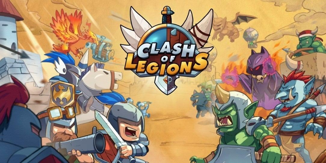 Mega War – Clash of Legions Mod Apk 1.504 (Unlimited Money)