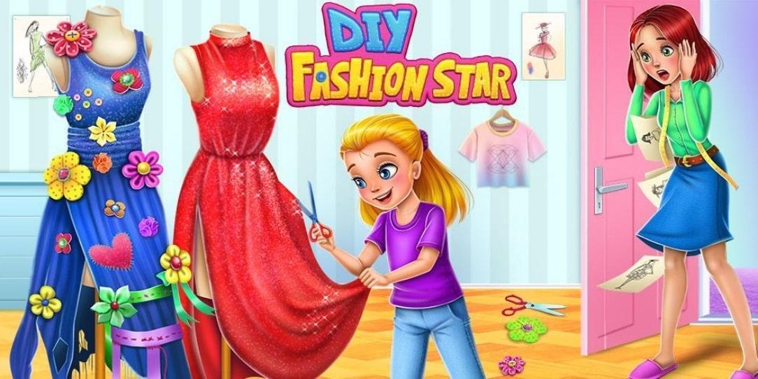 DIY Fashion Star Apk + MOD v1.2.8 (Free Shopping)