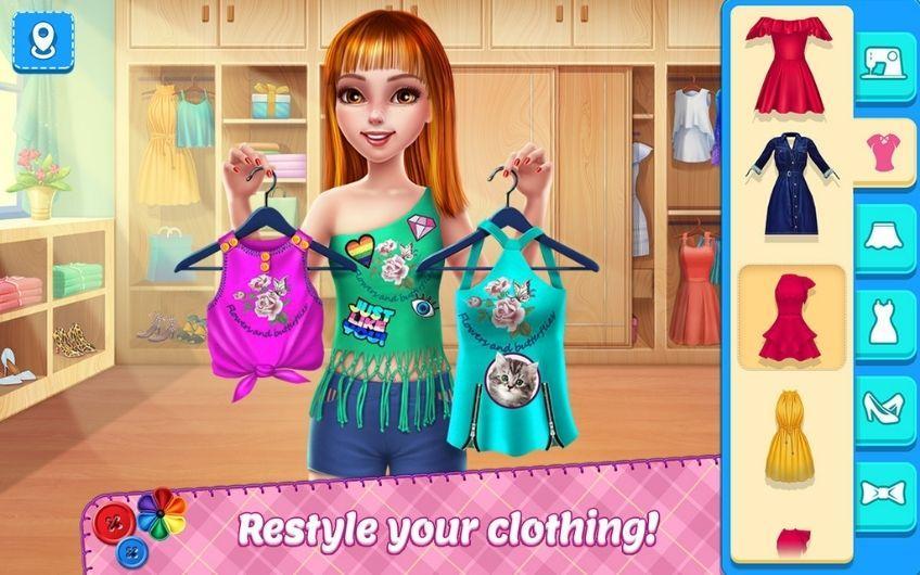 DIY Fashion Star free shopping