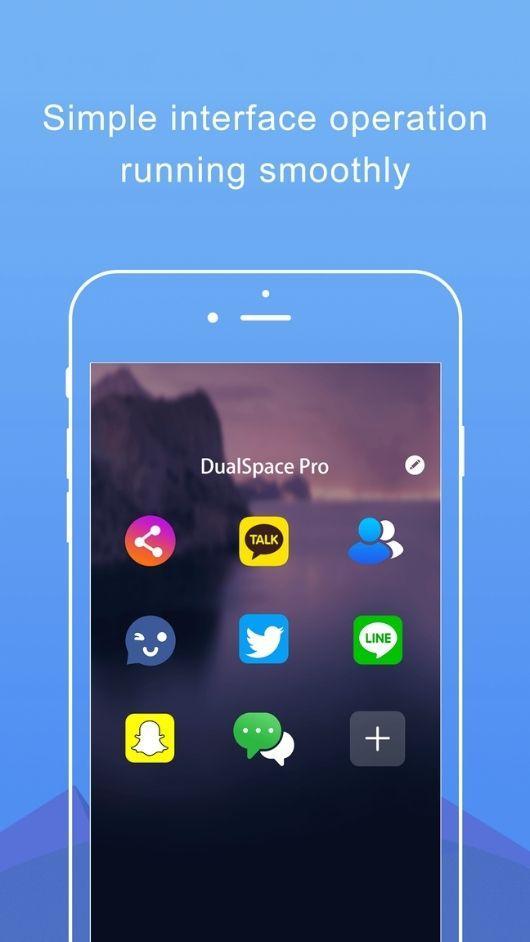 Dual Space Pro unlocked