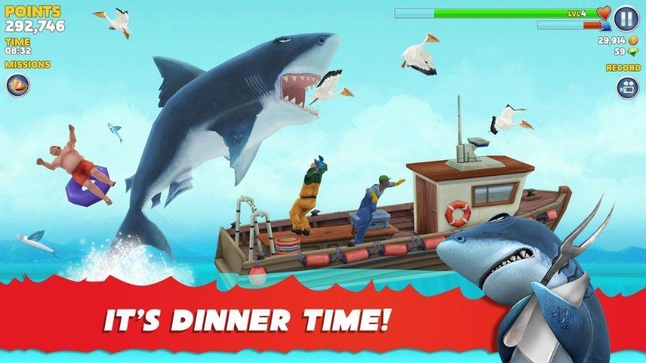 Hungry Shark Evolution mod download