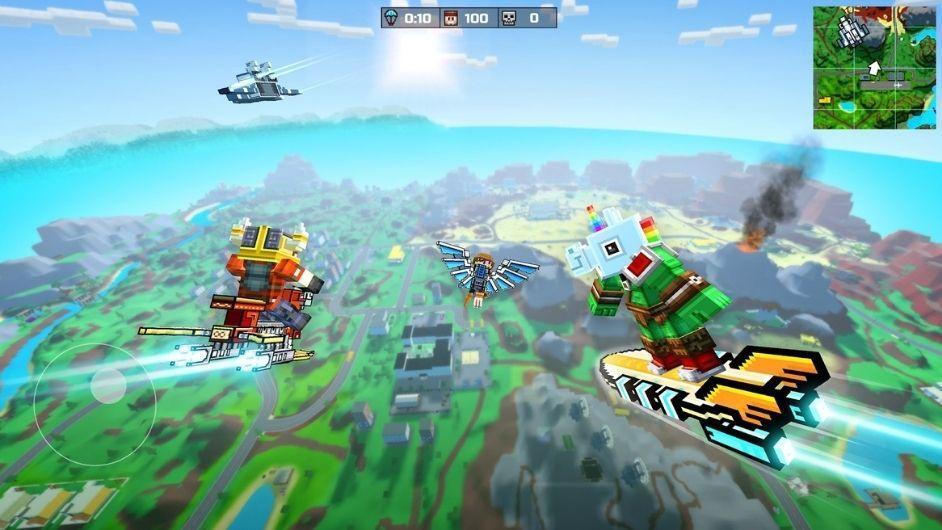 Pixel Gun 3D unlocked