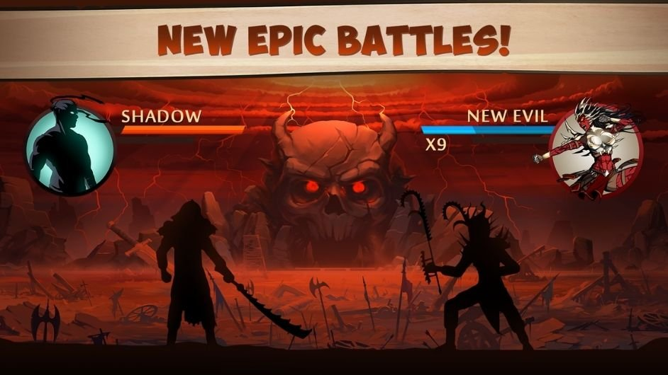 Shadow Fight 2 unlimited money