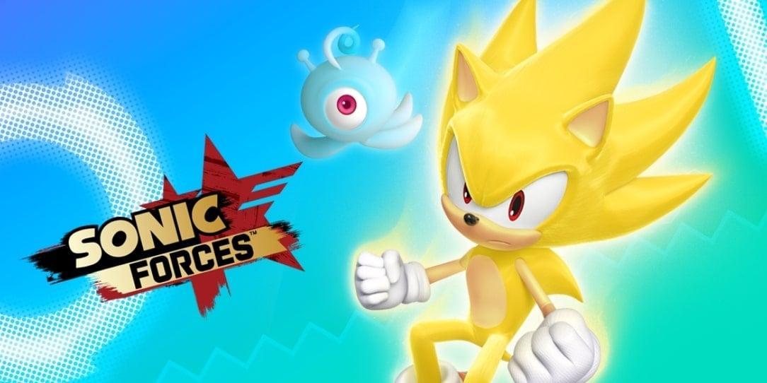 Sonic Forces Mod Apk v3.10.1 (GOD Mode, Speed Up)