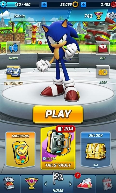 Sonic Forces Mod download