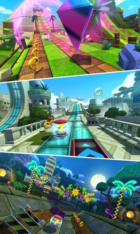 Sonic Forces download apk