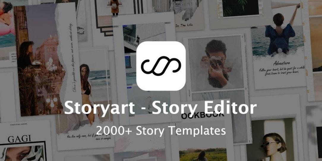 StoryArt Mod Apk v3.3.4 (Premium Unlocked)