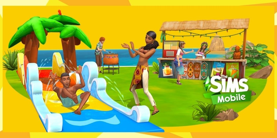 The Sims Mobile Apk + MOD v29.0.1.125031 (Unlimited Money)