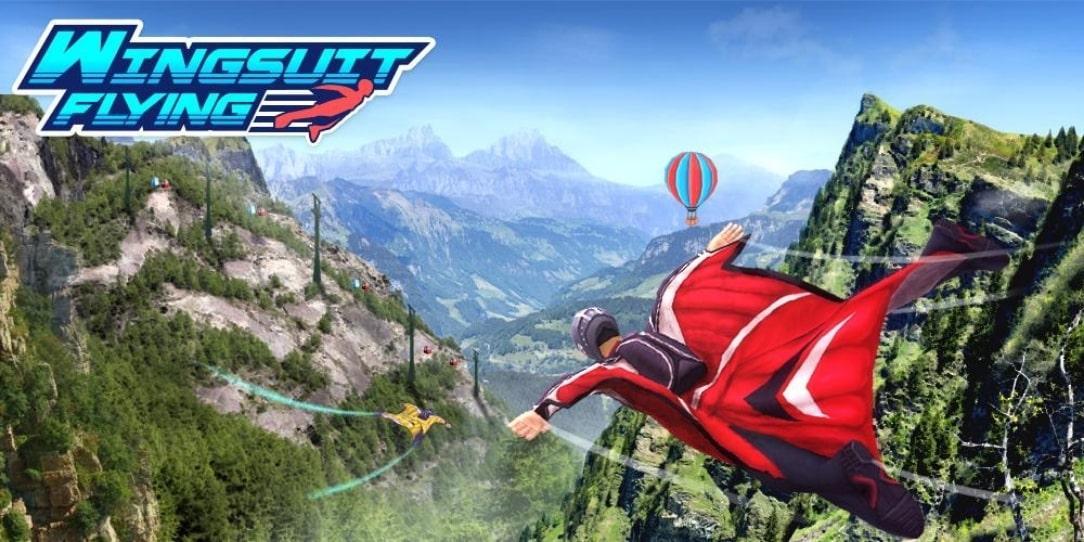 Wingsuit Flying Mod Apk v1.0.4 (Unlimited Money)