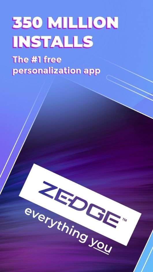 Zedge Mod unlocked