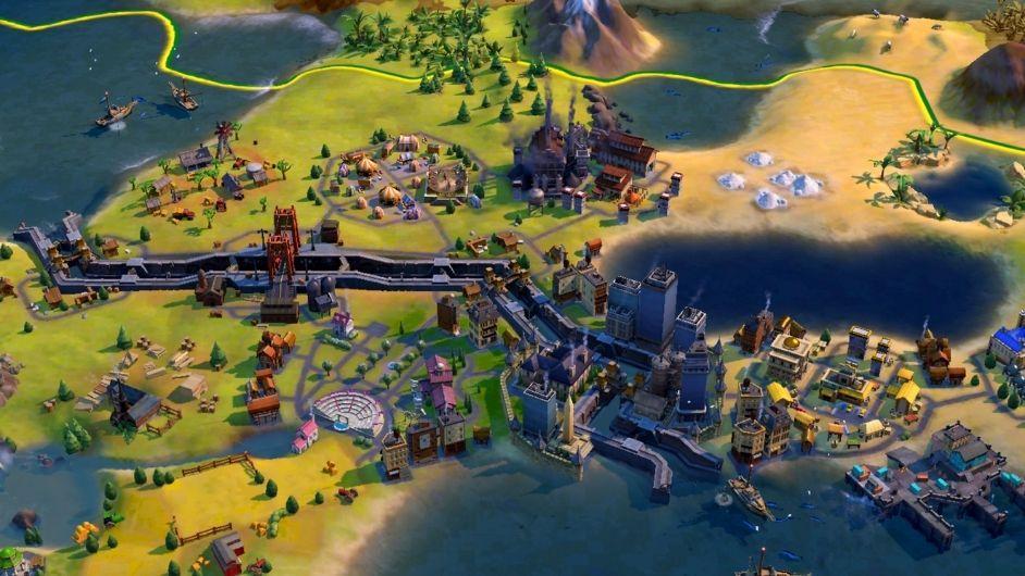 Civilization VI Unlocked DLCs