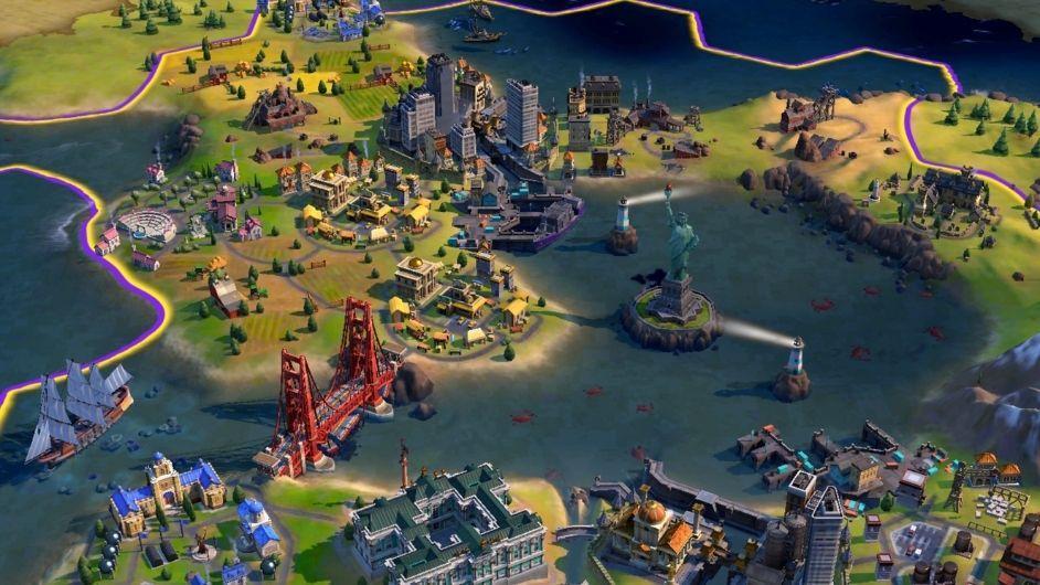 Civilization VI mod download