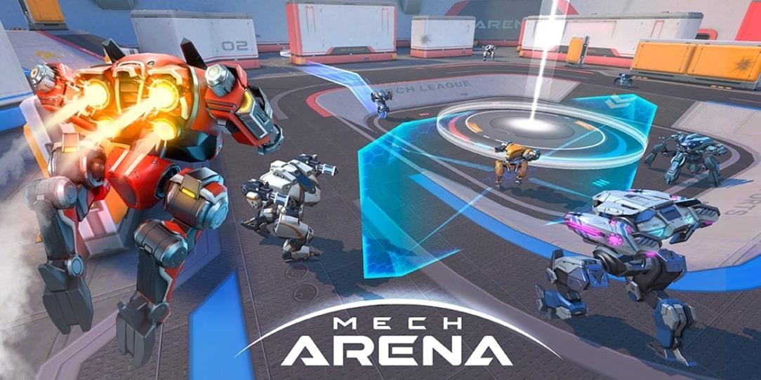Mech Arena Mod Apk v2.01.01 (MOD Menu)