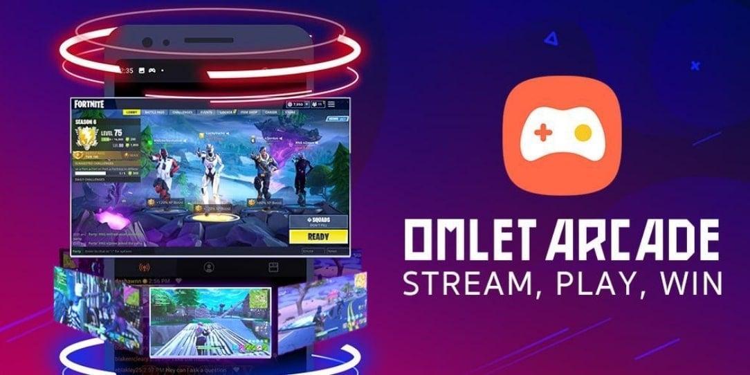 Omlet Arcade Mod Apk v1.85.4 (Plus Membership)